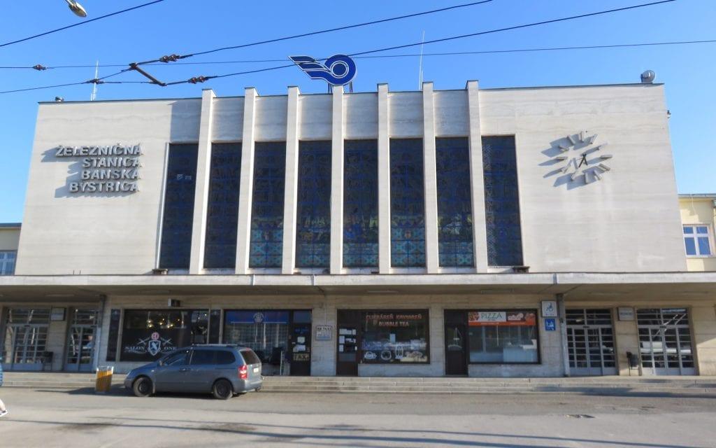 Bahnhof Banska Bystrica