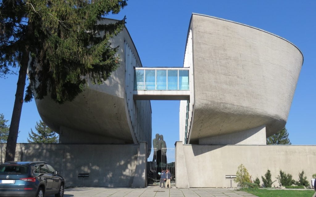 Banská Bystrica – Muzeum SNP