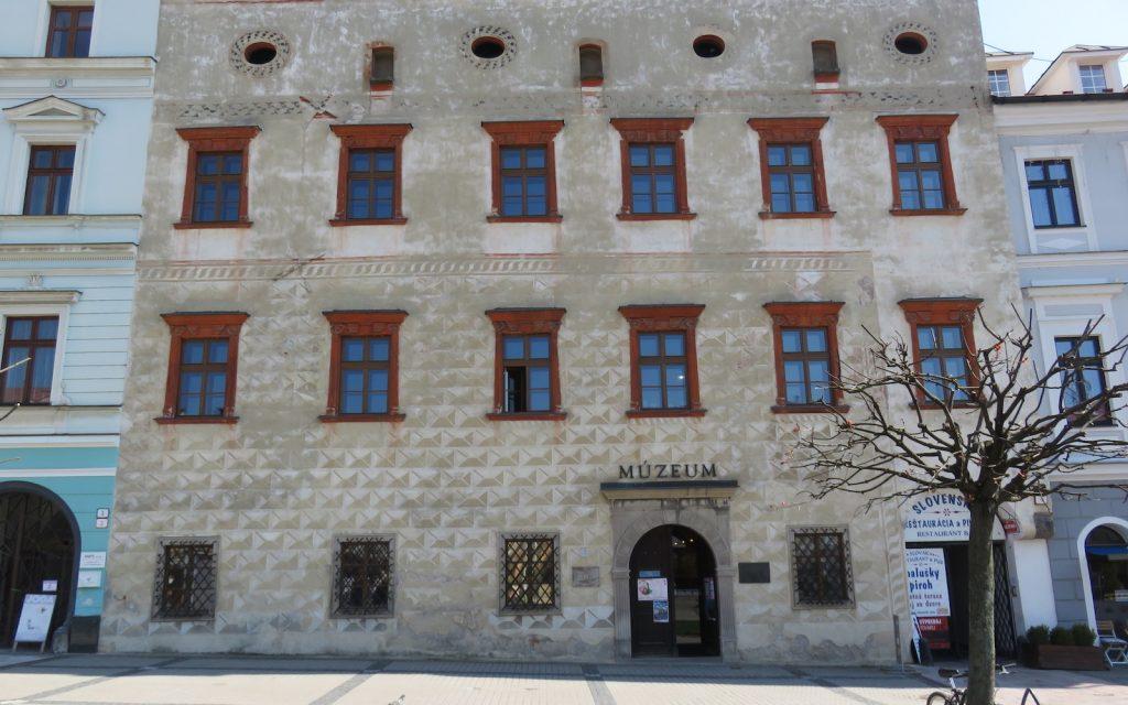 Banská Bystrica - Thurzo Dom