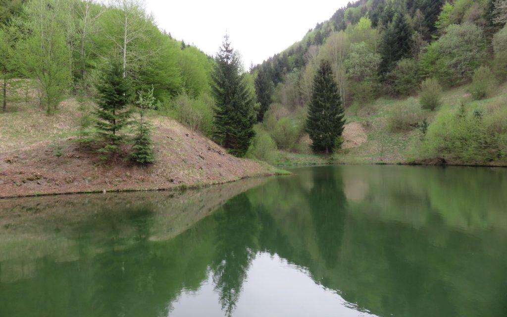 Bančiansky tajch – Überblick