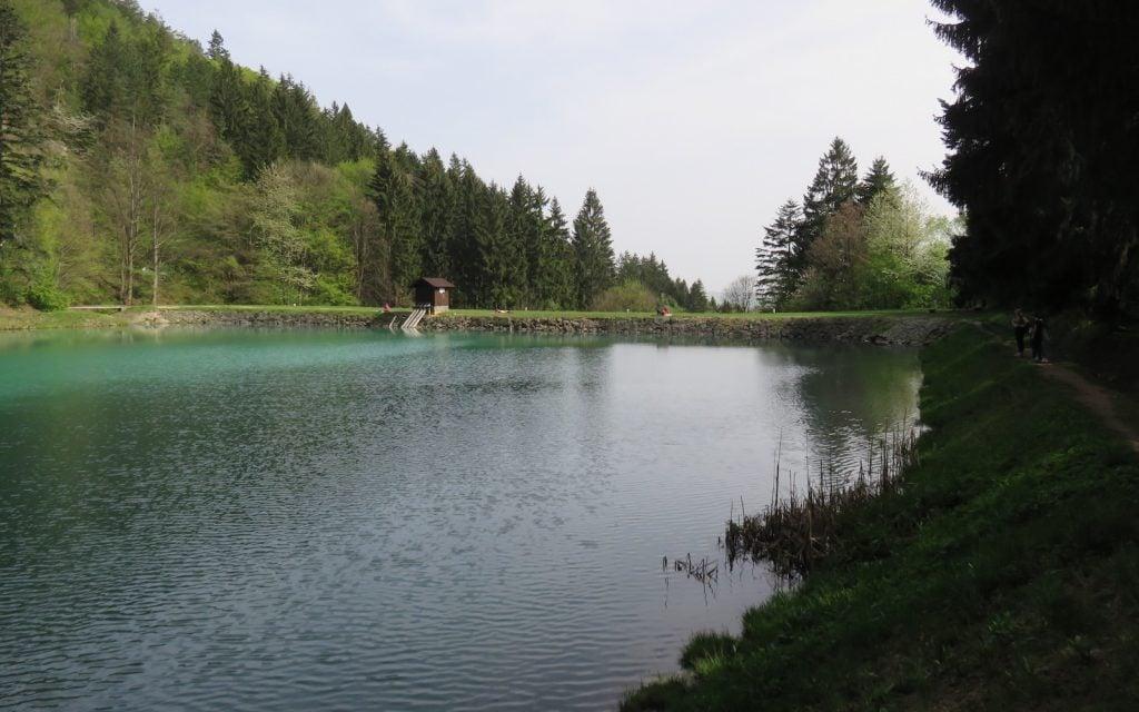 Velky Vodarensky Tajch – Ausblick