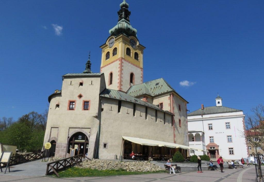 Burg von Banská Bystrica
